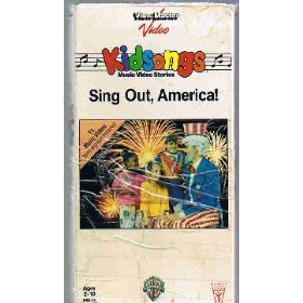 Kidsongs Sing Out America!